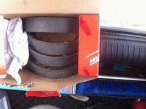 Колодки тормозные барабанные, комплект (Getz)