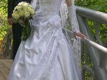 Платье свадебное, торг
