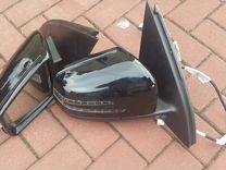 Зеркала на мерседес глс Mercedes GLS