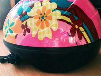 Защитный шлем для девочки