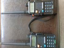 Рации Kenwood TK-UVF8 dual band 8W