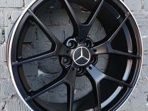 Новые стильные диски Mercedes-Benz AMG 507