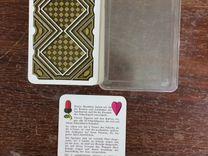 Игральные карты для преферанса