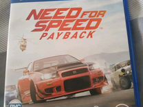 Sony Playstation 4 Need for speed Payback ps4