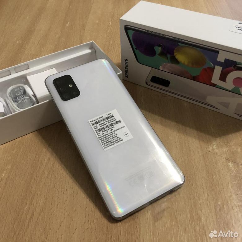Samsung A51 White 464 обмен или продажа  89097961301 купить 2