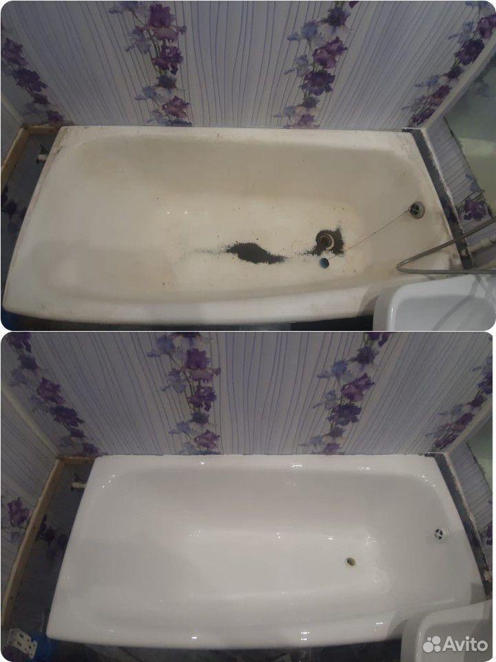 Реставрация ванн жидким акрилом  89000113738 купить 3