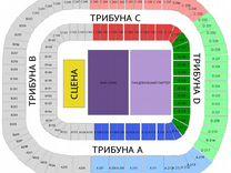 Билеты на Rammstein 29.07 Москва лужники партер