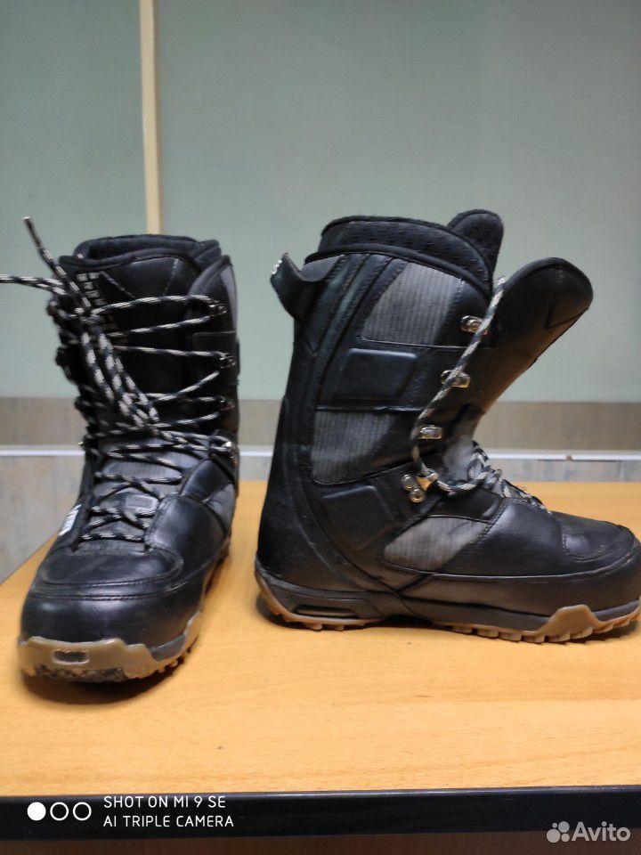 Сноубордические ботинки  89024788898 купить 3