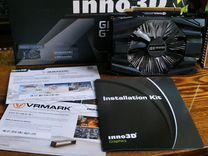 Видеокарта inno3D GeForce GTX 1060 3 Gb
