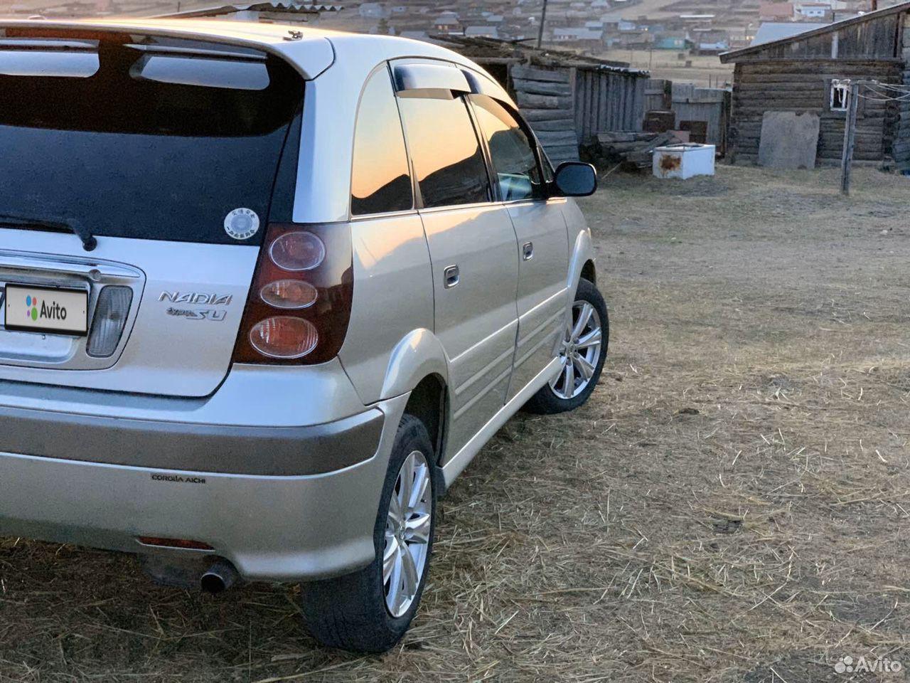 Toyota Nadia, 2000  89644602536 купить 6