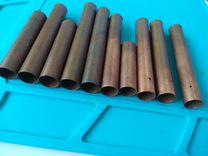 Медные трубки штекерные для бамбуковой удочки