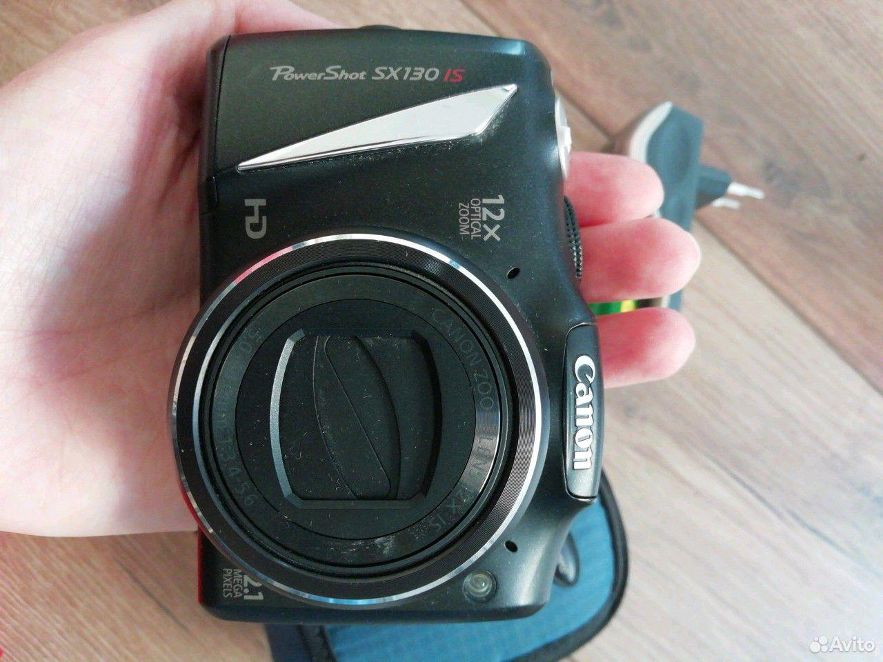 Фотоаппарат Canon+аккумы+зарядка+чехол  89185481344 купить 5