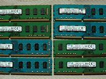 Память DDR2, DDR3, DDR4/процессоры LGA 775, 1155