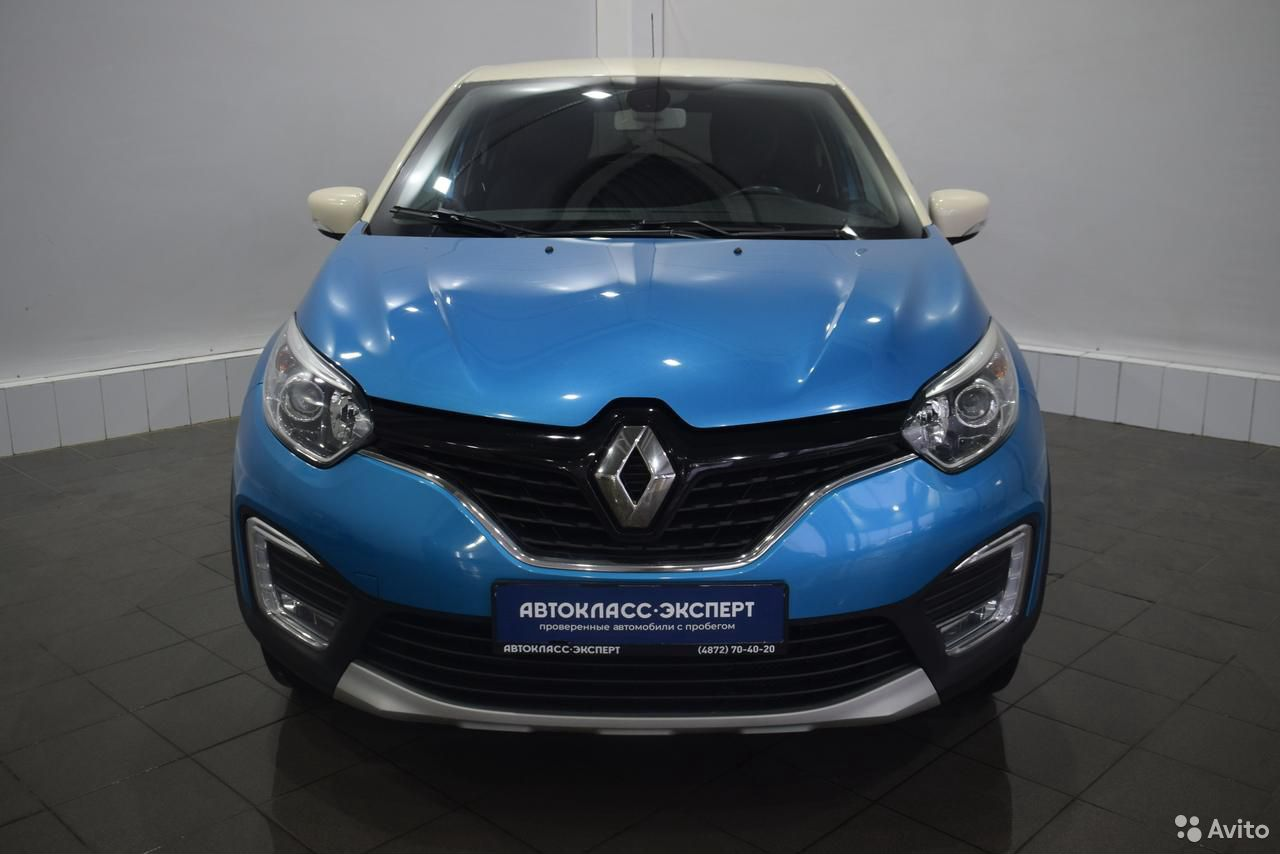 Renault Kaptur, 2016  84872337047 купить 3