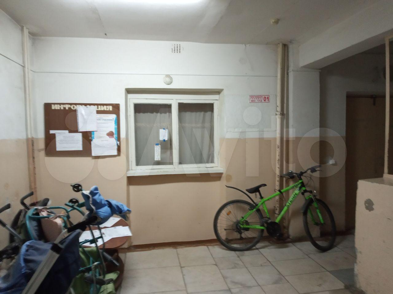Комната 9 м² в 1-к, 1/3 эт.