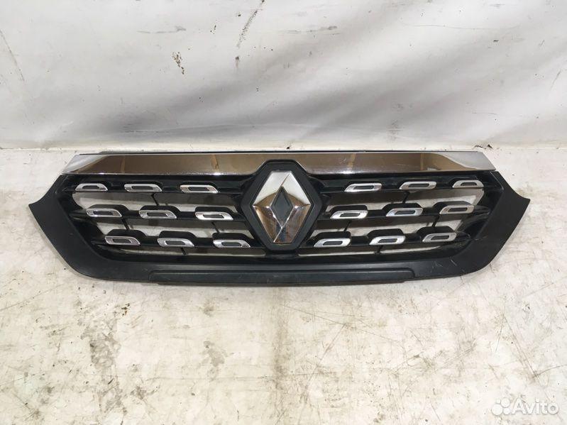 Решетка радиатора передняя Renault Dokker 1 2012  89281616122 купить 1