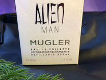 Mugler Alien Man Туалетная вода, 50 мл