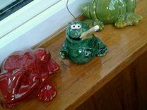 Коллекция лягушек