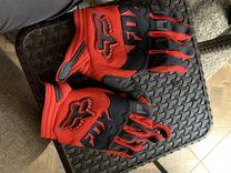 Мотоперчатки Fox