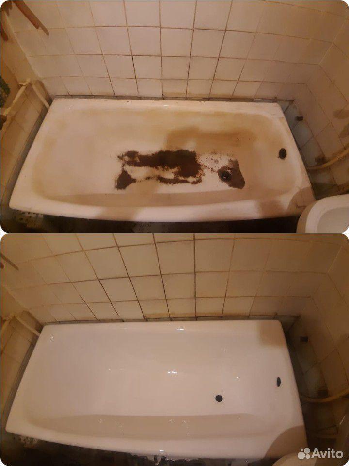Реставрация ванн жидким акрилом  89000113738 купить 1