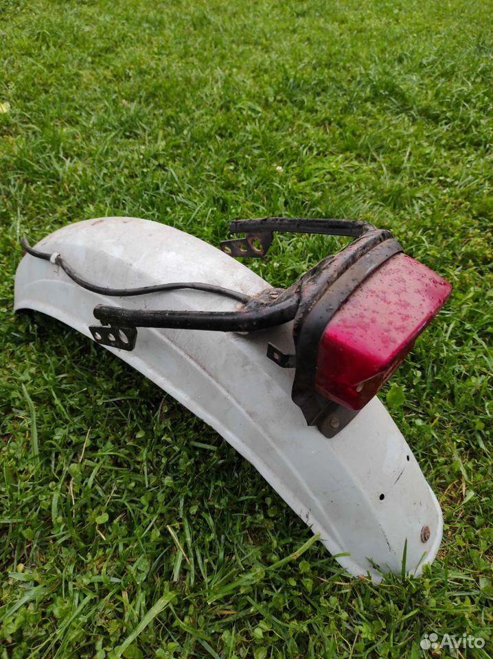 Задние крыло от мотоцикла Cezet 350  89779169897 купить 2