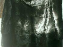 Шуба норковая трансформер