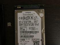 Жесткий диск 80Gb + корпус и переходник