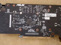 Видеокарта asus GeForce GTX 1050 Ti 4gb + гарантия