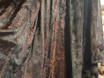 Шуба норковая большого 68 размера