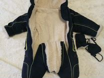 Два зимних комбинезона — Детская одежда и обувь в Геленджике