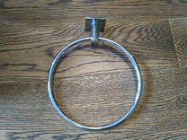 Полотенцедержатель кольцо Sanartec