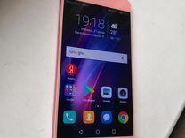 Huawei honor 8 розовая сакура