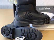 Ботинки Chanel — Одежда, обувь, аксессуары в Санкт-Петербурге