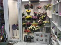 Холодильная витрина для цветов 5м3/Работаем в срок