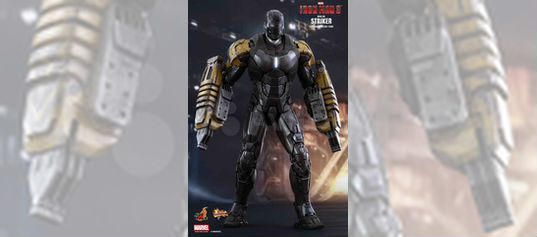 Hot Toys Iron Man 3 Striker Mark 25 Avito