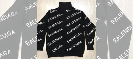 6cea15d16ed0 Свитер Balenciaga купить в Москве на Avito — Объявления на сайте Авито