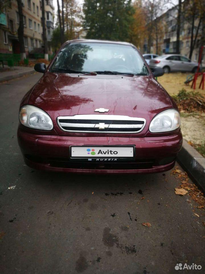 Chevrolet Lanos, 2006  89606385433 купить 4