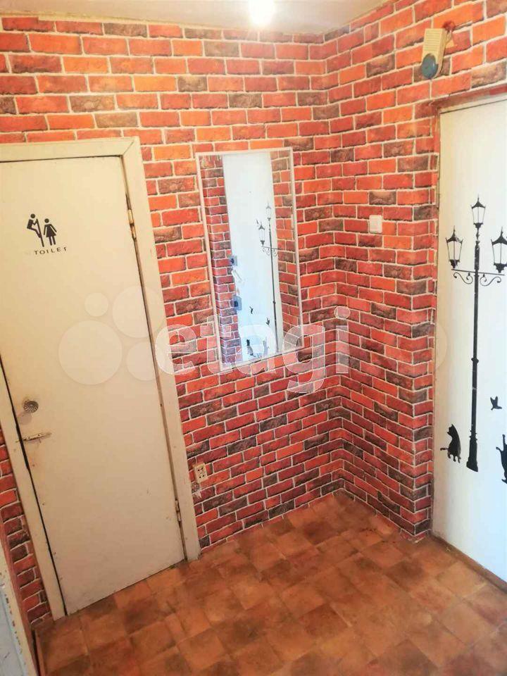 1-room apartment, 28 m2, 4/9 FL.  89605574776 buy 5