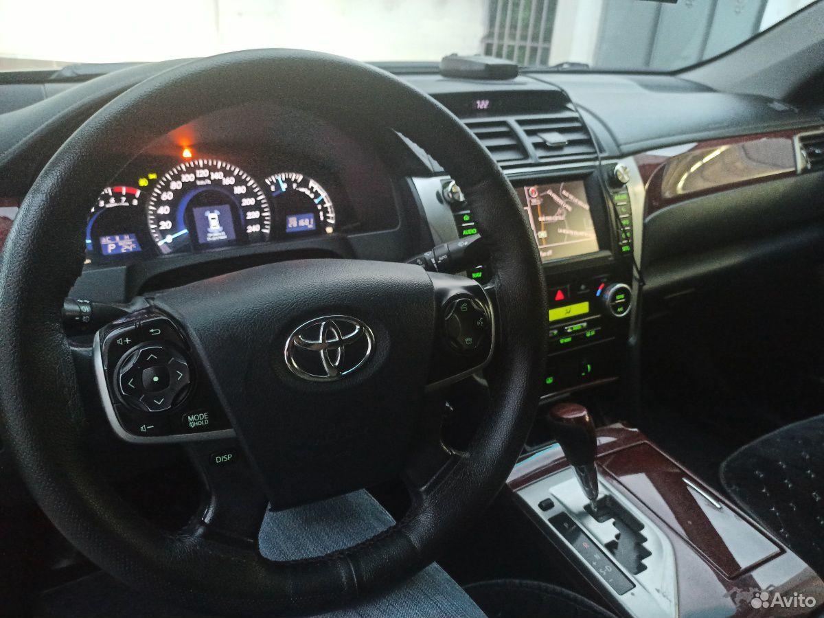 Toyota Camry, 2013  89662713498 купить 6