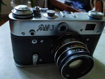 Фотоаппараты фэд 3 и фэд 5в