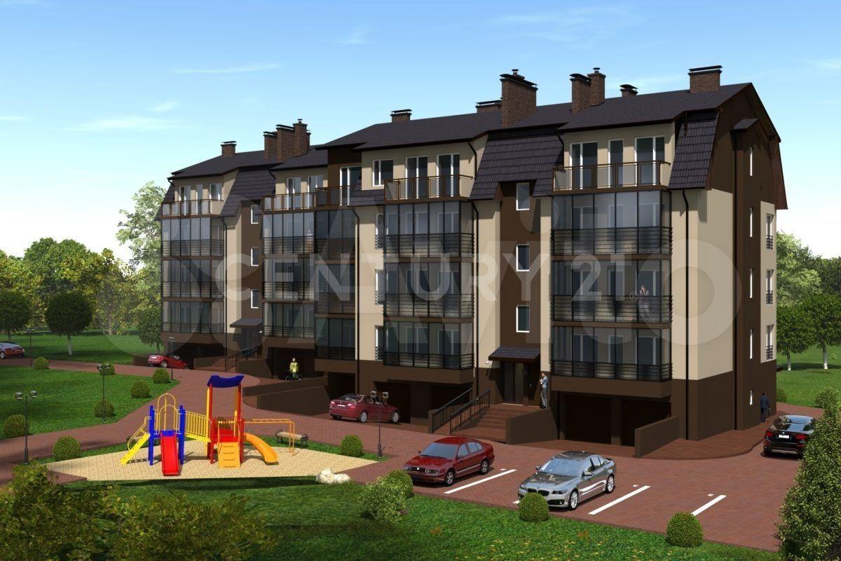 1-к квартира, 46.6 м², 2/4 эт.  89217122121 купить 5
