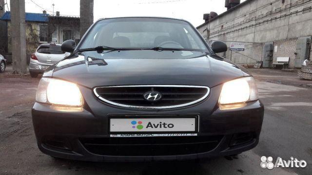 Hyundai Accent, 2007  89211966271 купить 1