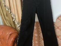 Новые брюки (мелкий вельвет), Svarovski Италия