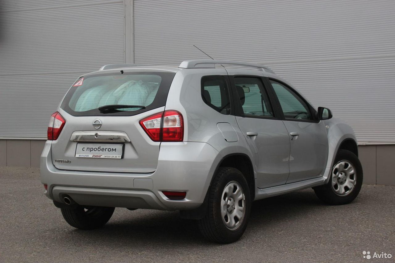 Nissan Terrano, 2016  84722338888 купить 2