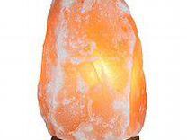 Солевая лампа «Скала» (3-4 кг)