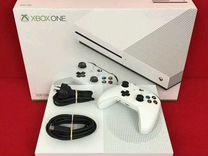Xbox One S 1000Gb+новый+гарантия+игры