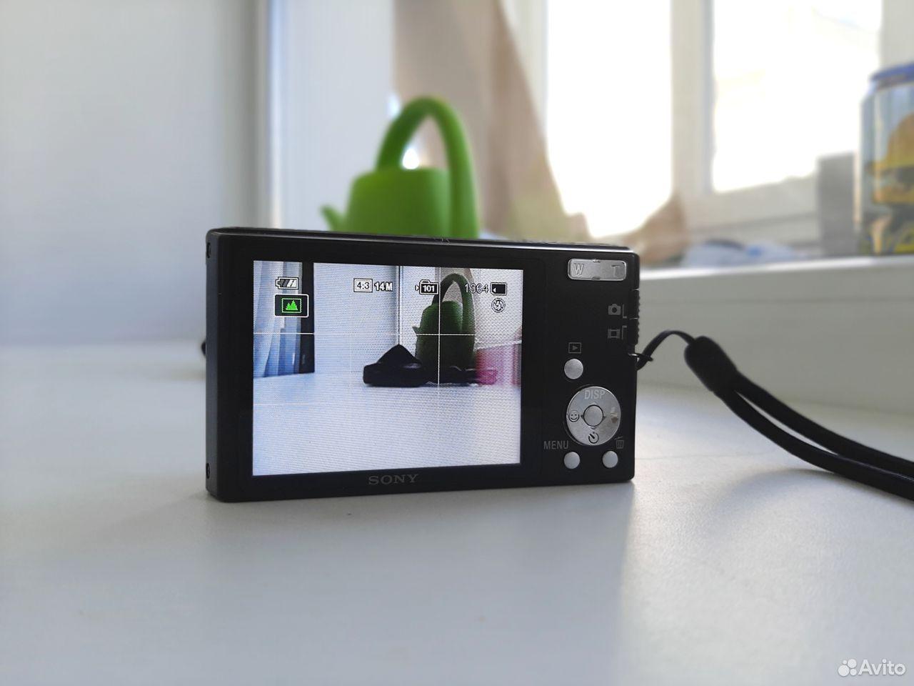 Фотоаппарат Sony Cyber-shot DSC-W320  89125780629 купить 4
