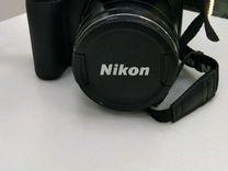 Цифровой фотоаппарат Nikon P90