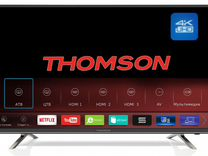 Телевизор Thomson T55USM5200 SmartTV (черный)
