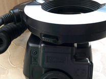 Вспышка Canon Macro Ring Lite MR-14EX
